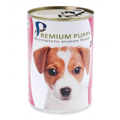 Apetit - PREMIUM PUPPY konzerva pro štěňata - JUNIOR se zeleninou 410g