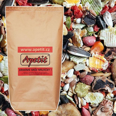 Apetit - EXTRA MIX pro hlodavce 25kg