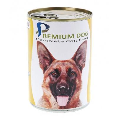 AKCE Apetit - PREMIUM DOG drůbeží konzerva pro psy 410g