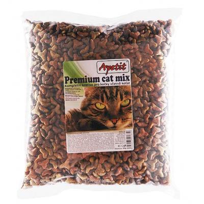 Apetit - PREMIUM CAT MIX 400g