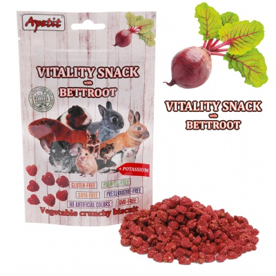 Apetit - VITALITY SNACK with BETTROOT 80g