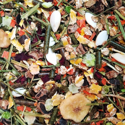 Apetit - Orange nutrition mix 15kg