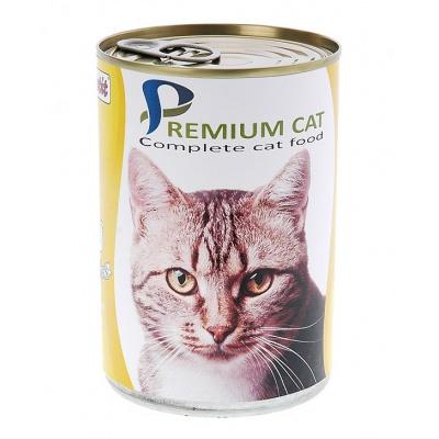 Apetit -  PREMIUM CAT drůbeží konzerva pro kočky 410g