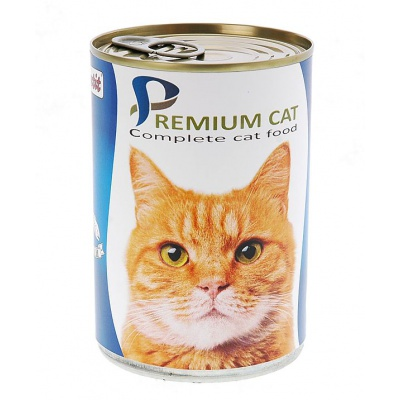 Apetit - konzerva pro kočky - ryba 410g