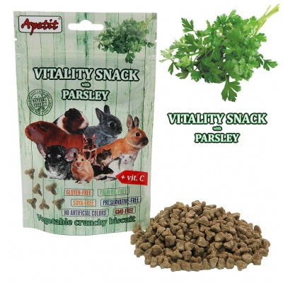 Apetit - VITALITY SNACK with PARSLEY 80g