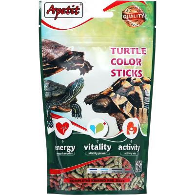 Apetit - TURTLE COLOR STICKS 120g AKCE 07-08/21