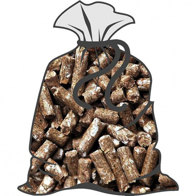 Granule pro králíky KBR/C 15kg