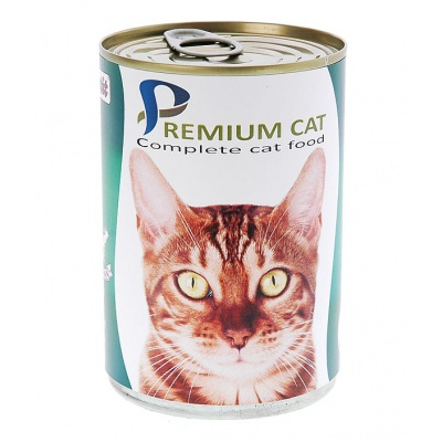 Apetit - konzerva pro kočky - zvěřina 855g